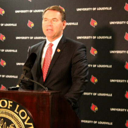 Louisville Cardinal Vince Tyra Ethical Leadership announcement