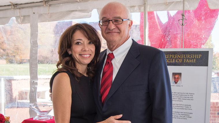 Ken and Marilena Gardner
