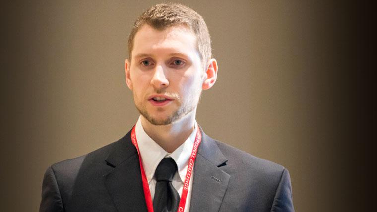 Phillip Cupp UofL MBA学生