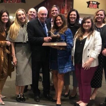 B. Wayne Hughes erhält den Galbreath Award