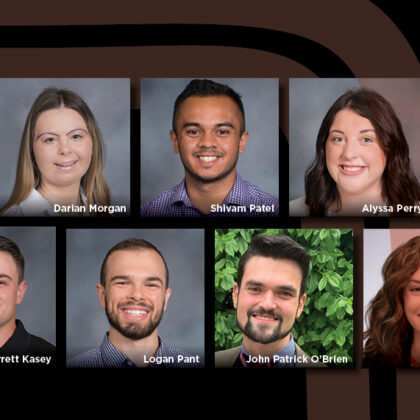 2020 Winter Neue MBA-Praktikanten