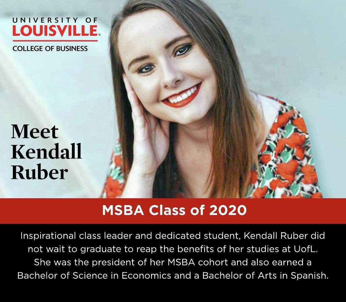肯德尔·鲁伯(Kendall Ruber)