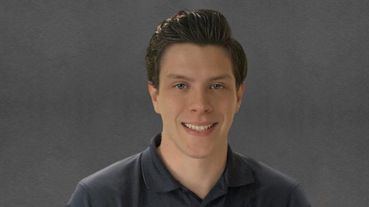 Michael Chesser CoB Student