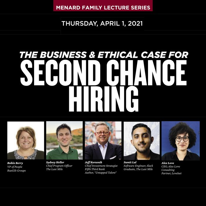 CFE Second Chance Hiring