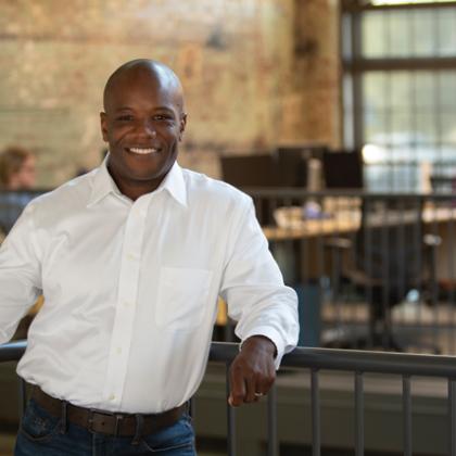 Tendai Charasika Entrepreneur-in-Residence