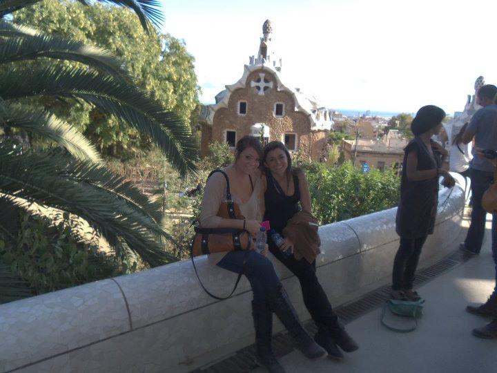 Gaudi Park-Barcelona