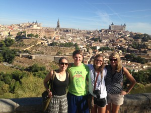 Toledo - Panoramic Viewpoint